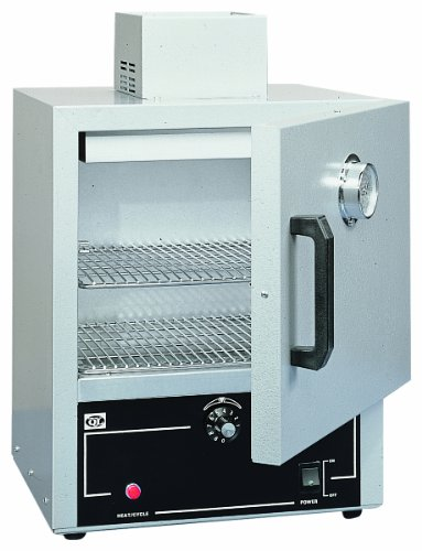 Quincy 10AF Bi-Metal Forced-Air Laboratory Oven, 0.6 Cubic Feet/17 Liter Capacity, 450 Degrees F/232 Degrees C Maximum Temperature, - Oven Lab