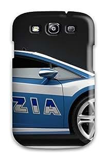 Awesome CrBUFSV4563LZYpS Michael Volpe Defender Tpu Hard Case Cover For Galaxy S3- 2009 Lamborghini Police Car Wide