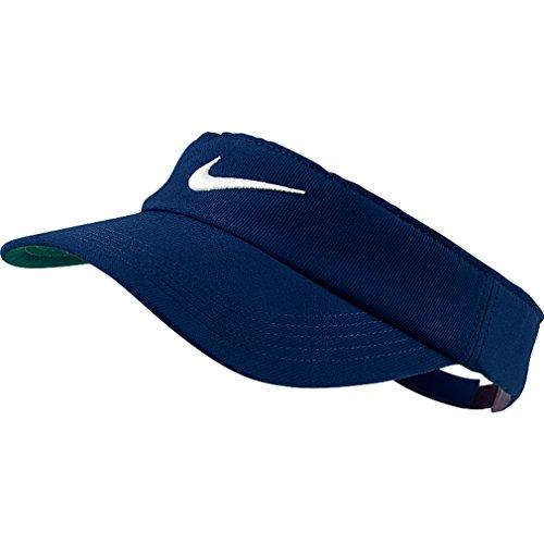 Nike Tech Swoosh Visor NAVY by NIKE
