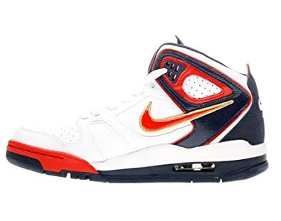 ff8e4fd6aae0 Nike Air Flight Falcon  quot Olympic quot  Mens Basketball Shoes ...