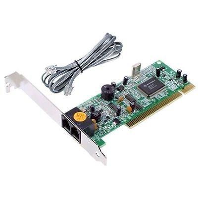 EopZol™ 56K V.92 V92 V90 Dail Up Data Fax Modem Internal PCI Card Conexant Chipset