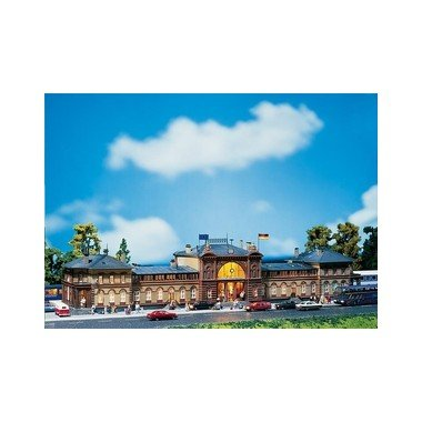 Faller 110113 Passenger Station Bonn Ho Scale Building Kit