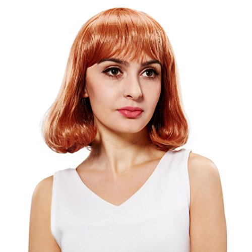 [Wigs, Hatop Women Sexy Short Hair Extensions Wig Cosplay Party] (1950s Wig)