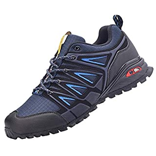 Casual Comfort Cross Trainers Training Shoes for Men and Women Blue