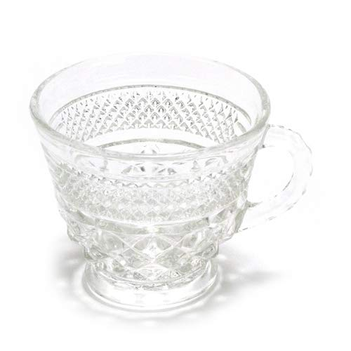 (Wexford by Anchor Hocking, Glass Punch Cup )