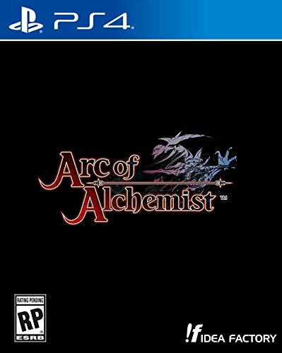 Arc of Alchemist - PlayStation 4