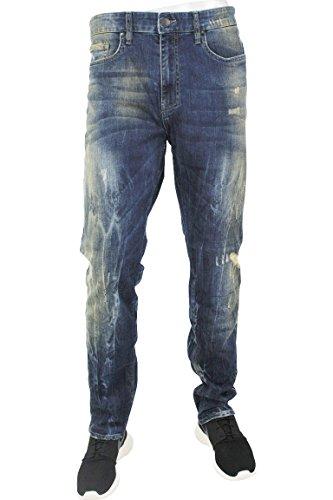 Jordan Craig Wash Craig Denim Jeans (30x32, Aged Wash) by Jordan Craig