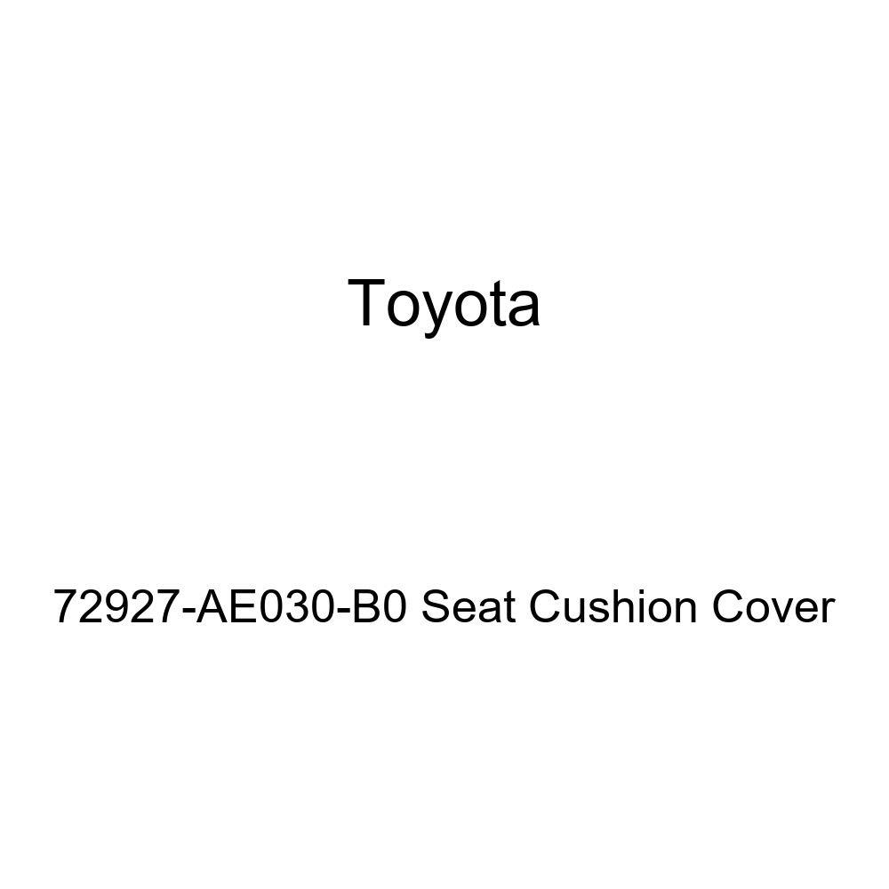 TOYOTA Genuine 72927-AE030-B0 Seat Cushion Cover