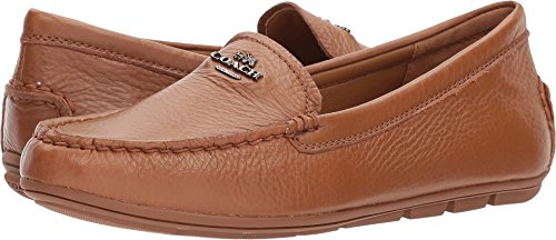 Coach Womens Mary Lock up Driver Saddle Leather footlocker finishline online rFIk2VFc8Q