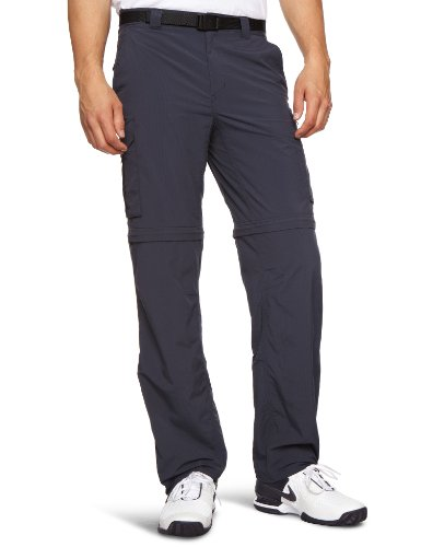 Columbia Men's Convertible Ridge Pant Abyss Silver 6HTxqZHwYc