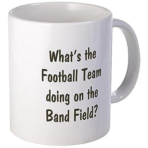 CafePress - Band Geek Mug - Unique Coffee Mug, Coffee Cup (Marching Band Mug)