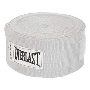 Everlast EVER-4456WHT Hand Wraps, White
