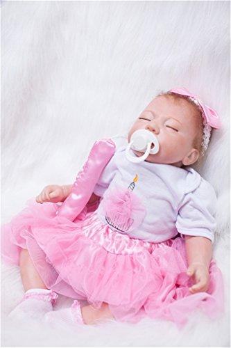 Wamdoll Real Life Pretty As A Princess Sleepy Silicone