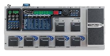 DigiTech gnx3 – Multiefectos para guitarra eléctrica