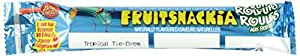 Fruit Rollups Gluten Free Tropical Tie Dye, 10-Count, 141 Gram