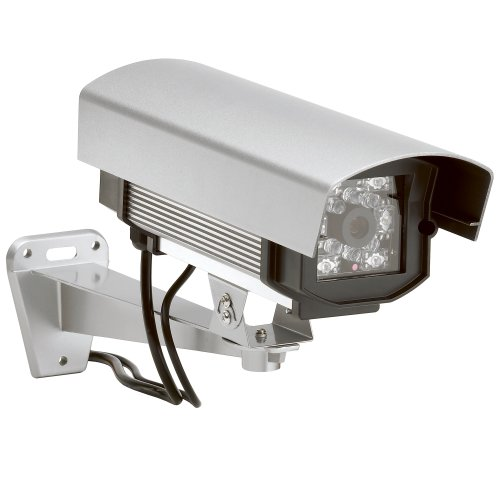Price comparison product image Friedland Response CA5 Professional Heavy Duty Wired Colour CCTV Camera Kit