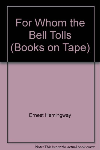 for-whom-the-bell-tolls-books-on-tape