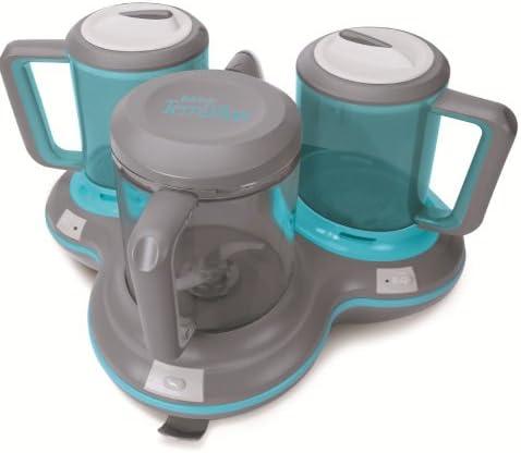 Petit-Terraillon - Robot de cocina 3 en 1, color azul: Amazon.es: Bebé