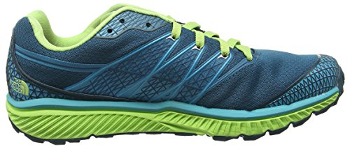 The North Face Mujeres Litewave Tr Blue Coral / Budding Green