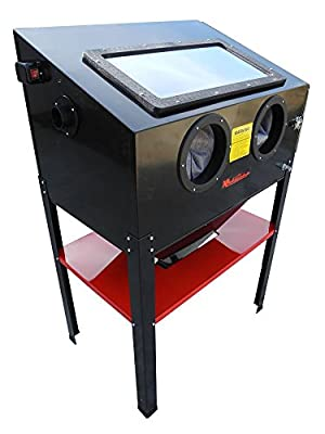Redline RE36 Sand Bead Glass Media Blasting Cabinet