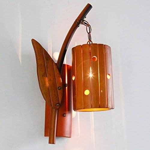 Lámpara de pared hecha a mano Pequeño agujero Lámpara de pared de ...
