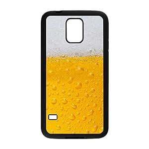 Custom Beer Design Plastic Case Protector For Samsung Galaxy S5
