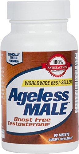 New Vitality Ageless Testosterone Supplement