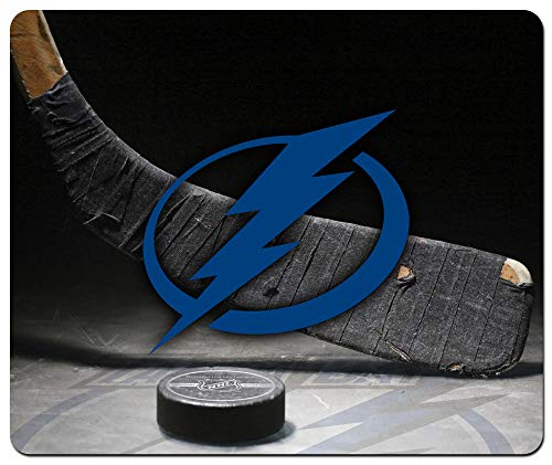 Lightning Hockey Large Rectangular Mousepad Mouse Pad Great Gift Idea Tampa Bay