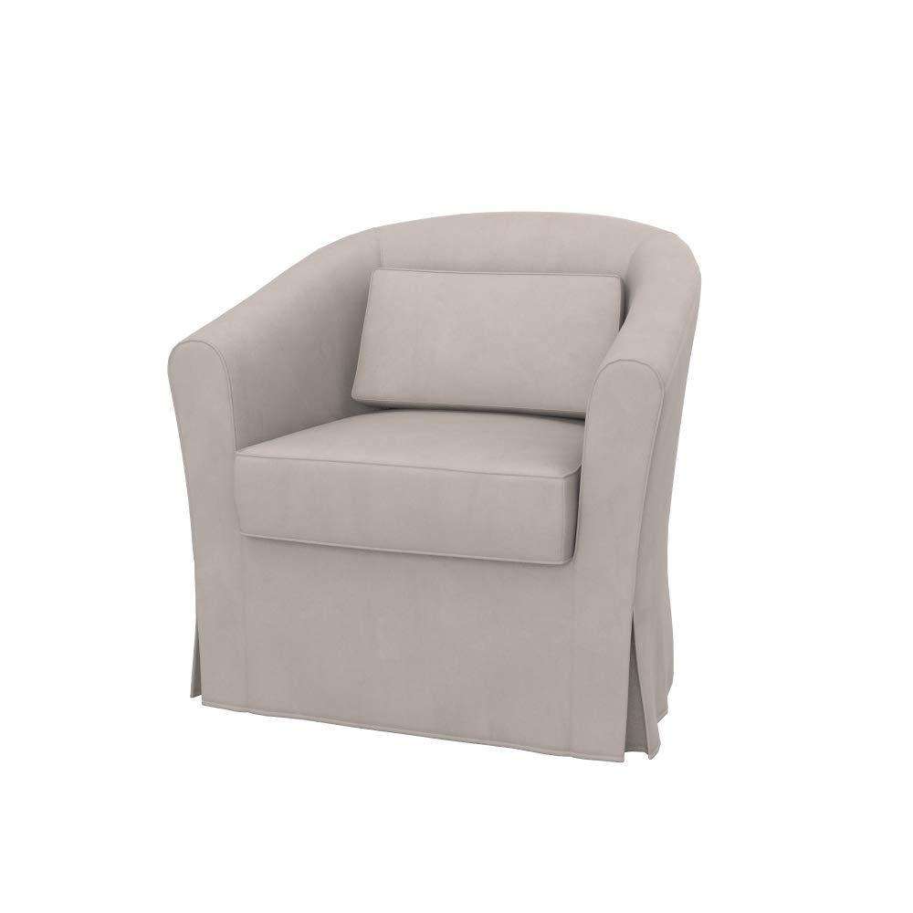 Stoff Classic Beige Soferia Bezug fur IKEA EKTORP TULLSTA Sessel