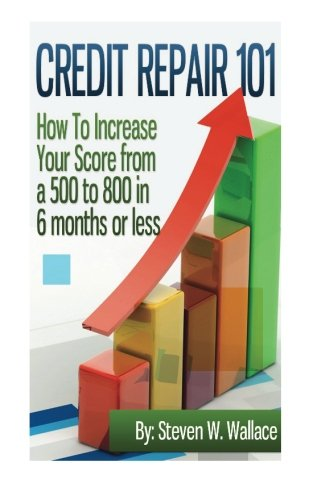 Credit Repair 101: How to Increase Your Score from a 500 to 800 in 6 months or less