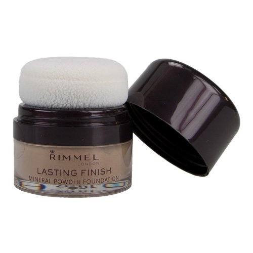 Rimmel London Lasting Finish Mineral Powder Foundation 400 Natural Beige