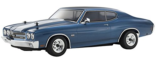 Kyosho 1970 Chevy Chevelle LS6 SS454 RC Fathom Blue Hobby Rc Cars from Kyosho