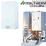 Caldaia-A-Condensazione-Italtherm-Time-Max-27-K-25-Kw-Metano