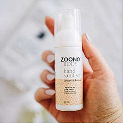 Zoono Body Hand Sanitiser Foamer 50ml Amazon Com Au Beauty
