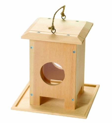 Red Box Tools - Red Tool Box Bird Feeder