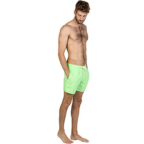 Fast, Bañador para Hombre, Verde (Neon Green 355), X-Large (Tamaño del fabricante:XL) Protest