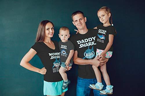 2a519a2a4a3 Baby Shark Toddler Shirt Doo Doo Doo Official VnSupertramp Shark Family  Apparel