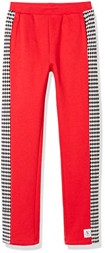 Kid Nation Kid's Printed Check Short for Boys and Girls M Red … by Kid Nation