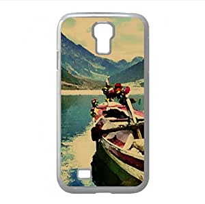 Saif-ul-malook, Pakistan Watercolor style Cover Samsung Galaxy S4 I9500 Case (Lakes Watercolor style Cover Samsung Galaxy S4 I9500 Case)