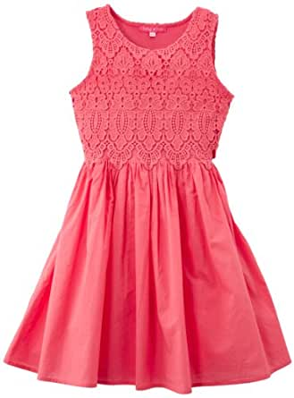 160159024 Derhy Elsa Robe - Vestido para niña
