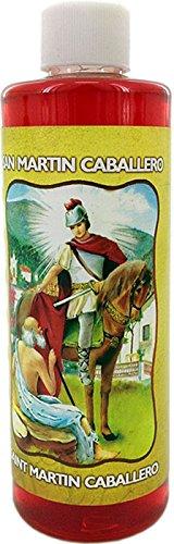 Spiritual Water Saint Martin CaballeroAGUA ESP SAN MARTIN CAB 16oz by Indio Products