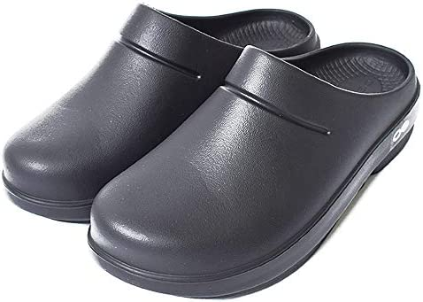OOclog Black#1200 ウークロッグ サンダル ブラック サンダル リカバリーシューズ レディース メンズ [並行輸入品]