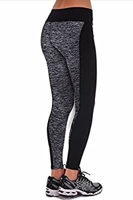 Fittoo Women Sport Trousers Workout Running Fitness Pants Yoga Leggings Exercise Jogger Tights Tummy Control Activewear S-XL