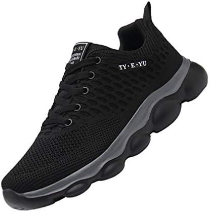 トレッキングシューズ メンズ ハイキングシューズ 登山靴 ブラックメッシュ アウトドアシューズ 透湿性 軽量 防滑 厚い底 ローシューズ 25.5cm 23.0cm-29.0cm ハイキング メンズ レディース 登山 アウトドア 耐摩耗性 通気性