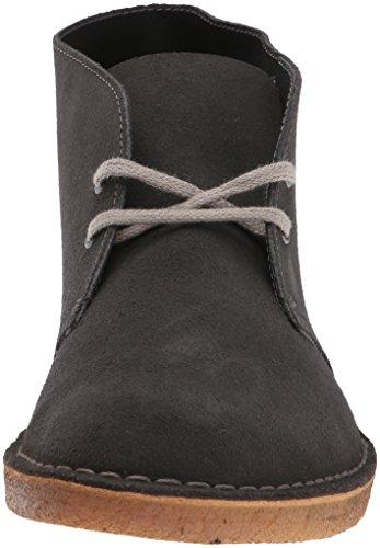 Men's Grey Sand Clarks Suede Boot Dark Desert Suede Originals 14 M pqSw1S5Tz