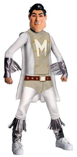 Megamind Child's Costume, Metro Man (Metro Man Costume)