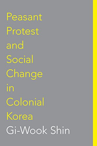 Peasant Protest and Social Change in Colonial Korea (Korean Studies of the Henry M. Jackson School of International Studies)