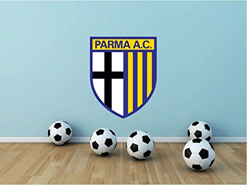 Parma FC Italy Soccer Football Sport Art Wall Decor Sticker 25'' X 20'' by postteam