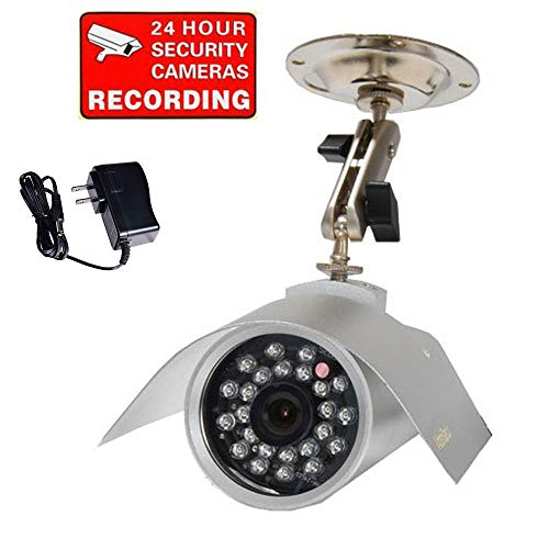 Color Waterproof Ir Camera Digital Ccd - 1
