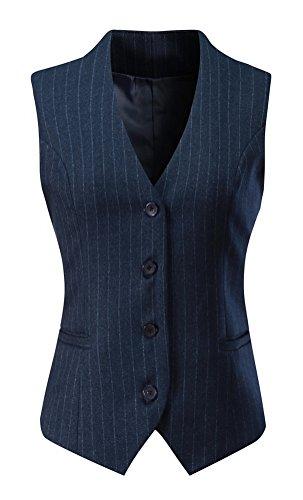 Womens Suit Vest - 7